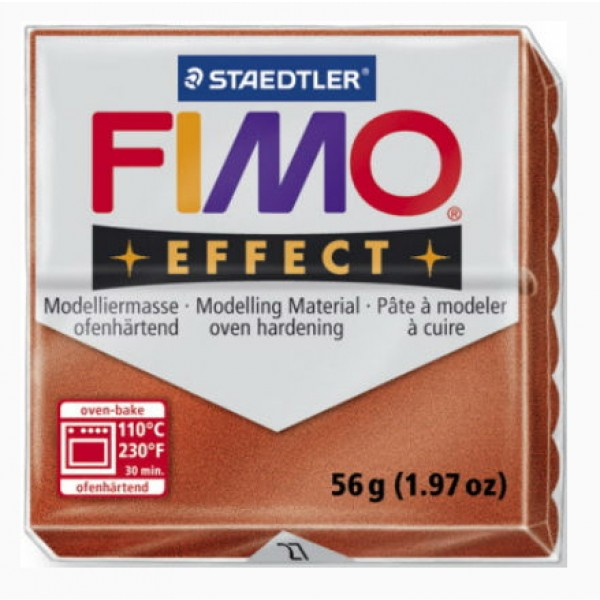 FIMO EFFECT 56G - 027 RAME