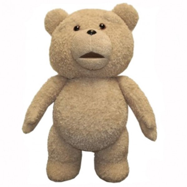 Peluche Orso Ted The Movie cm 46