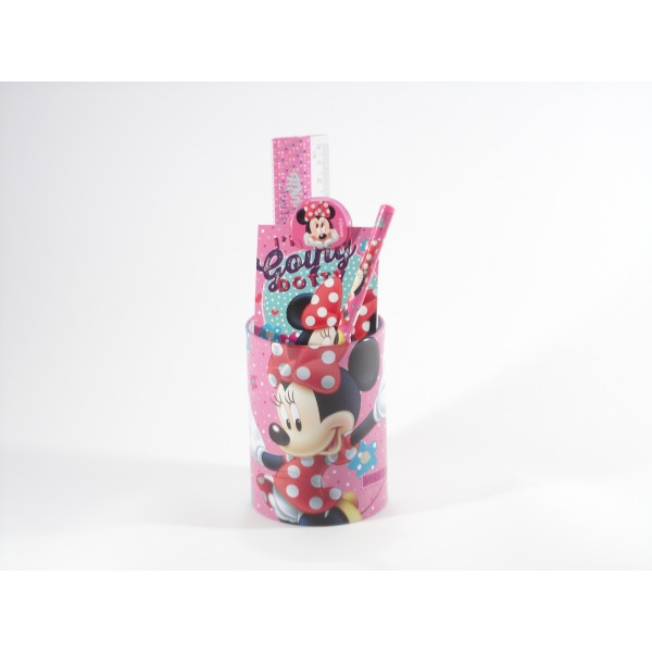 Set cancelleria Minnie