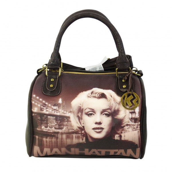 Borsa Bauletto Marilyn Chest Manhattan