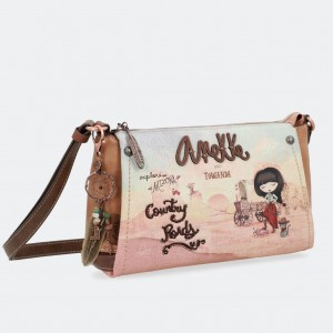 Borsa Tracolla Anekke Arizona - AN30702.40ARC