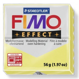 FIMO EFFECT 56G - 106 QUARZO CITRINA