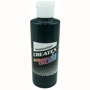 Colore Aerografo Createx Trasparent 5110 Forest Green, 60 ml