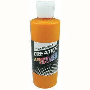 Colore Aerografo Createx Trasparent 5133 Canary Yellow, 60 ml