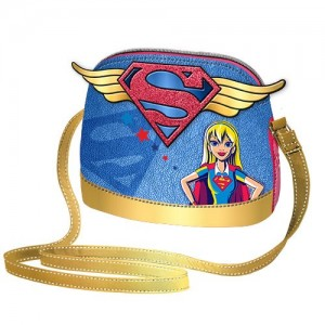 Borsa tracolla dc super hero girls 93921