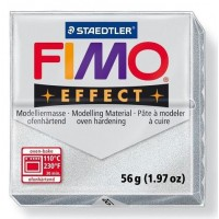 FIMO EFFECT 56G - 081 ARGENTO
