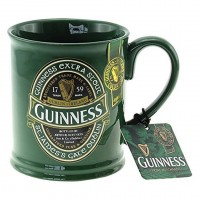 Tazza in ceramica verde Guinness - 05344