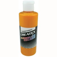 Colore aerografo Createx trasparent 5113 sunrise yellow 60 ml
