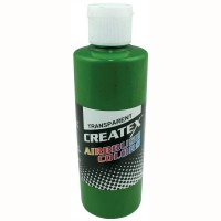 Colore aerografo Createx Trasparent 5116 tropical green 60 ml