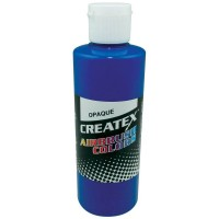 Colore aerografo Createx opaque 5201 blue 60 ml