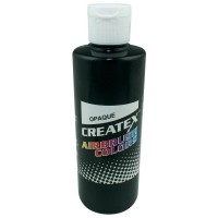 Colore aerografo Createx opaque 5211 black 60 ml